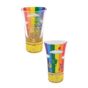 Good Luck Shooter Party Shots Shot Glass by Lolita