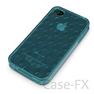 Case for iPhone 4, 4S   Vapor Blue (Universal Fit for AT&T, Sprint