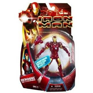 Iron Man Movie Toy Series 1 Action Figure Iron Man Mark 03