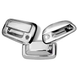 Ram 94 01 Dodge SES Chrome Tailgate Handle Cover TG146 Automotive