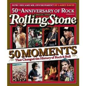 Rolling Stone Magazine # 951 June 24 2004 50 Moments That Changed Rock