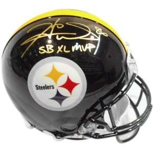 Hines Ward Pittsburgh Steelers Autographed Super Bowl XL