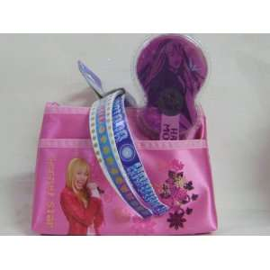 Casual Hannah Montana Girls Cosmetic Case & Hair Accessories  Toys