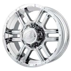 17x8 ION Alloy Style 179 (Chrome) Wheels/Rims 6x127 (179