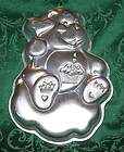 Wilton Brave Heart Care Bear Lion Cake Pan 2105 3197