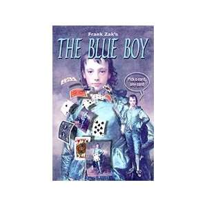Frank Zaks the Blue Boy   Very Easy Magic Trick