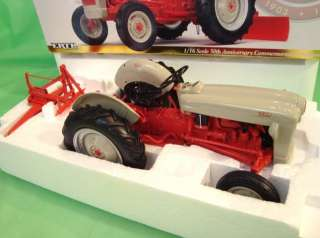 1953 FORD NAA GOLDEN JUBILEE FARM TRACTOR Ertl 116 Scale 50th ANNIV
